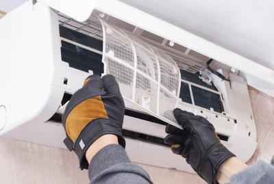 professional air conditioner service