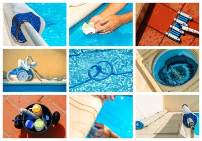 commercial pool inspection
